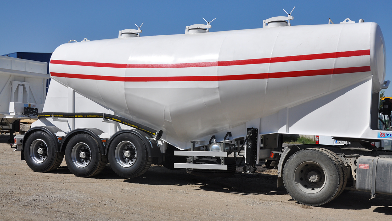 CBM CEMENT TRAILER